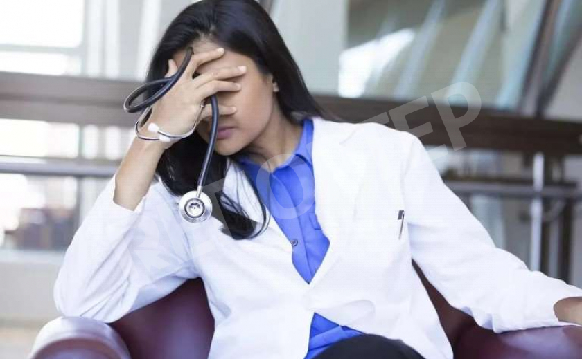 SOS! В Кривом Роге около 300 врачей заразились COVID-19