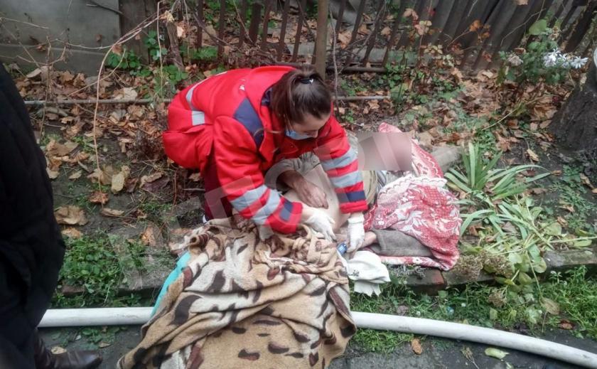 В Кривом Роге на пожаре задохнулся 49-летний мужчина