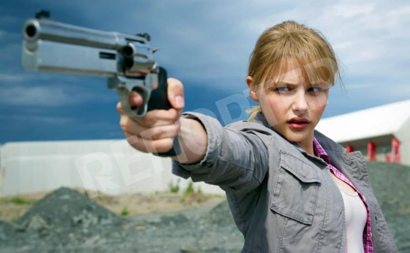 В Кривом Роге племянница угрожала тёте пистолетом