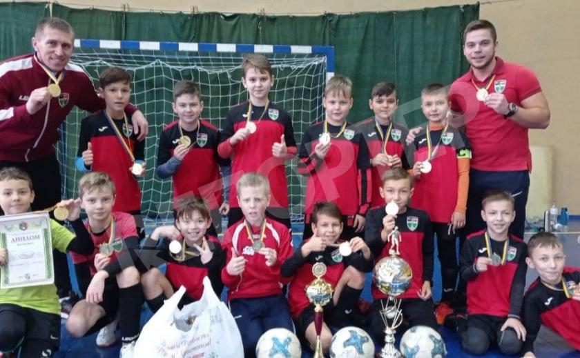 «Горняк» U-11 выиграл турнир памяти Дудника