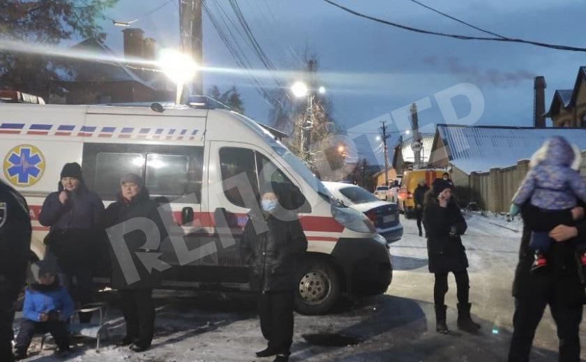 В Кривом Роге эвакуировали жильцов пятиэтажки