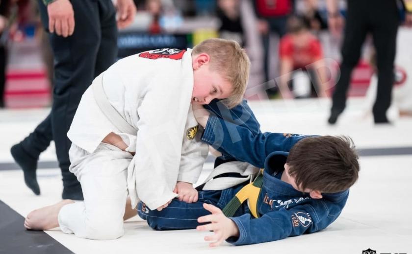 Криворожские джитсеры завоевали 15 медалей в Запорожье