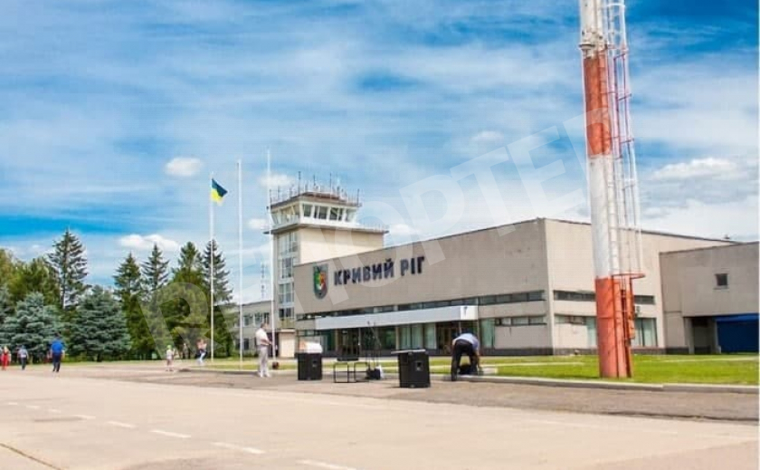 В аэропорту Кривого Рога готовятся принимать самолеты A320 и Boeing-737