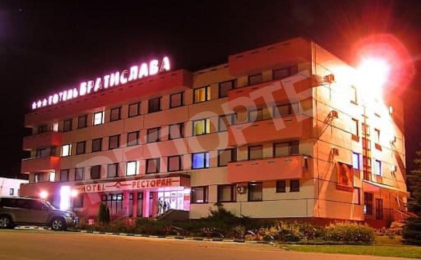 Минобороны хочет продать убыточную гостиницу в Кривом Роге