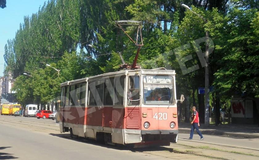 Кривой Рог возьмет кредит на покупку 50 трамваев