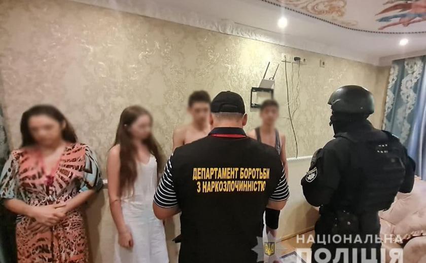 В Кривом Роге накрыли «бюро» противозаконных услуг