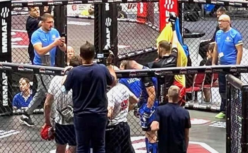 Криворожанин Али Аскеров стал вице-чемпионом мира по смешанным единоборствам ММА