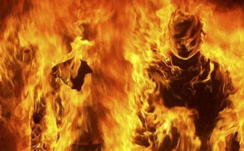 Самосожжение: в Кривом Роге мужчина поджег квартиру и пошел вовнутрь