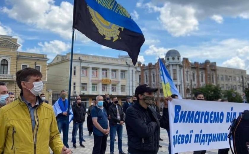 Уранщики «ВостГОКа» возмущены: выделенные 128 млн. грн. на зарплату распределили на другие нужды