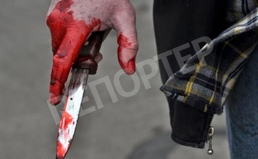 В Кривом Роге семейные споры решают при помощи ножа и пистолета