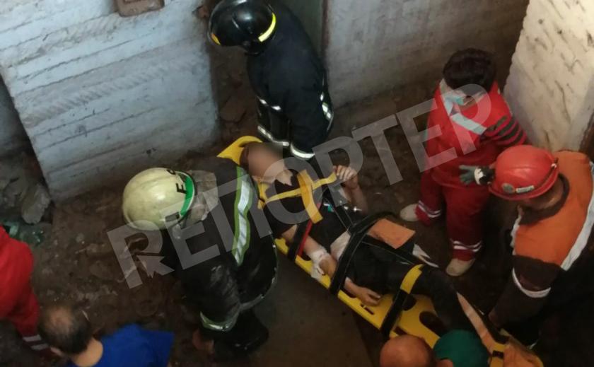 В Кривом Роге подросток упал в заброшенную шахту