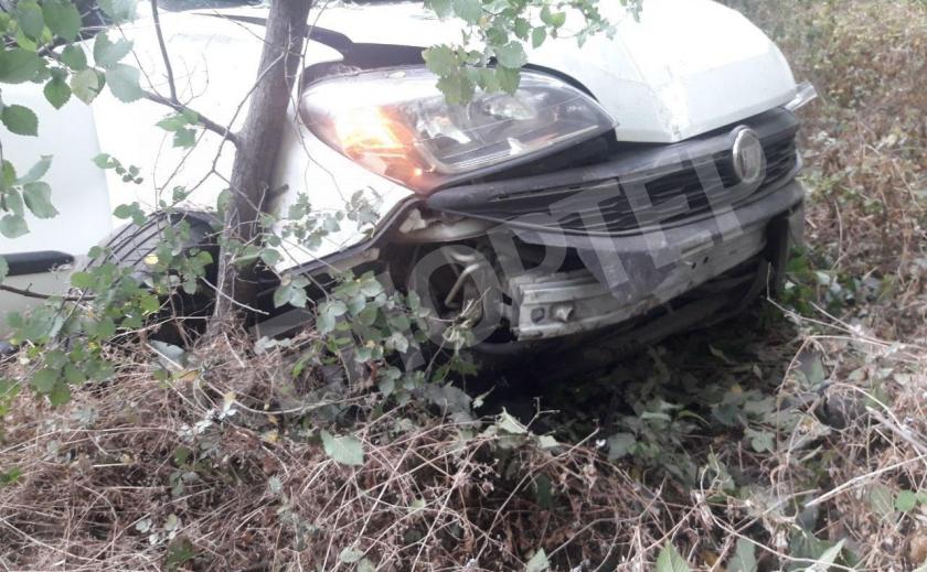 На трассе Кривой Рог-Днепр не разъехались две машины