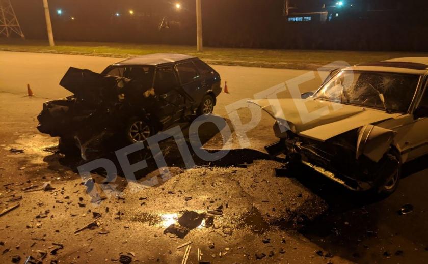 Криворожская автокатастрофа могла унести жизни троих человек