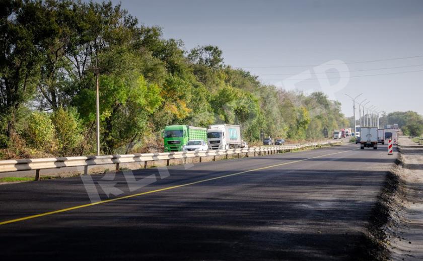 На Днепропетровщине строят дорогу за миллиард