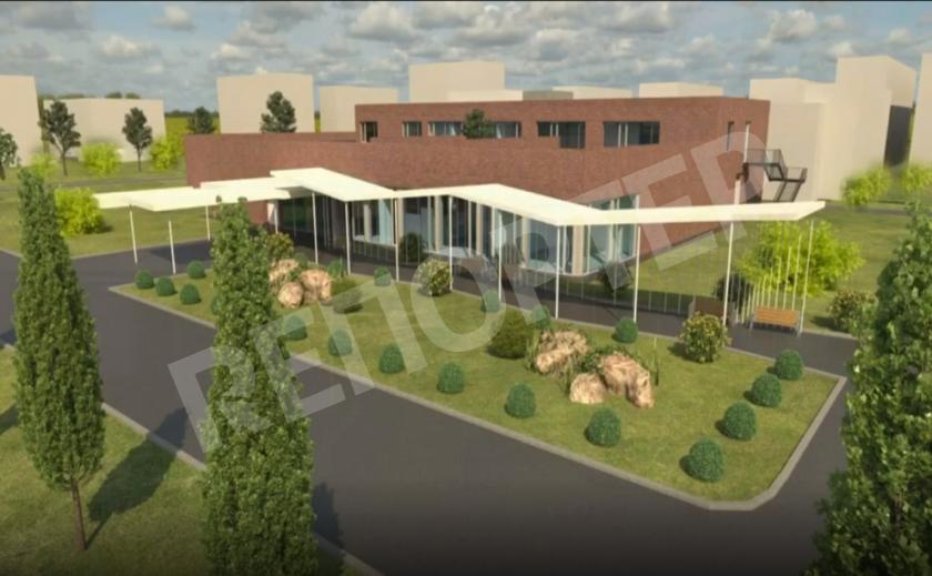 В Кривом Роге построят больницу за 15 млн евро, где немцы будут помогать лечить онкобольных