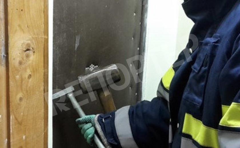 Криворожская пенсионерка так крепко спала, что не услышала взлома двери
