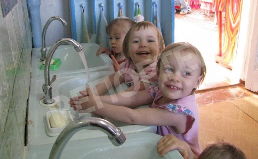 В Кривом Роге детсад без горячей воды не останется